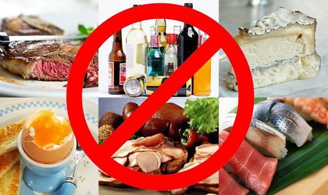 Що не можна їсти при геморої і тріщинах?