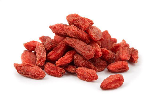 Ягоди годжі при панкреатиті