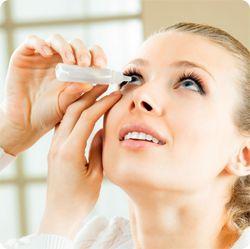 Як лікувати синдром сухого ока