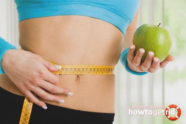 Як схуднути без шкоди для здоров`я: корисні поради