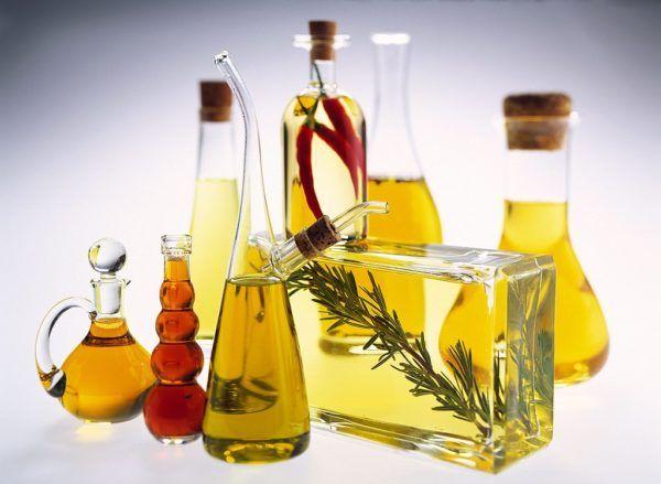 рослинні масла