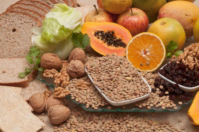 Які продукти їдять при геморої?