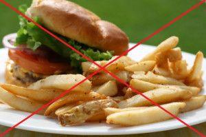 Що не можна їсти при геморої?