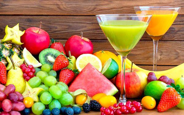 Які соки при геморої можна пити?