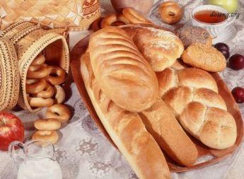Який хліб можна при гастриті?