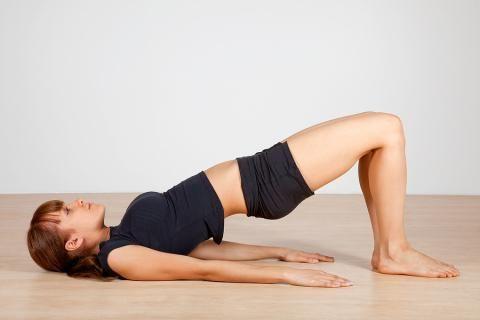 Лікувальна гімнастика проти геморою в домашніх умовах