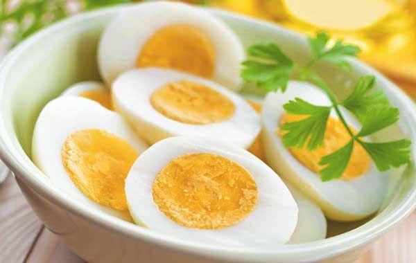 Чи можна яйця при геморої?