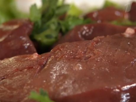 Чи можна курячу, свинячу яловичу печінку при панкреатиті?