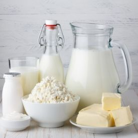 Лікування геморою молоком