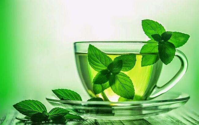 Очищающий чай від паразитів