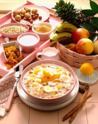 Харчування при панкреатиті: бакалія