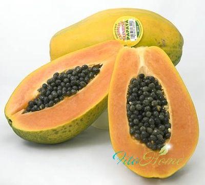 Корисні властивості папайї: цілющі плоди «дерева здоров`я»