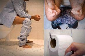 Симптоми геморою у чоловіків