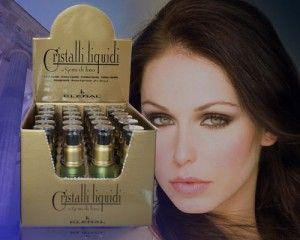 Спрей для волосся liquid crystal system
