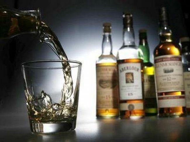 Глисти і алкоголь